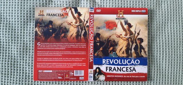 DVD - Revolução Francesa