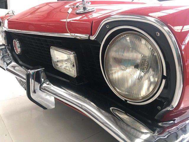 Maverick Super Luxo V8, GT Tribute, impecável, de coleção. - Foto 17