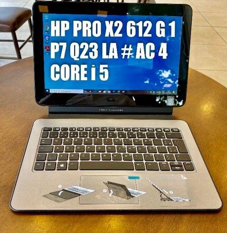Notebook HP 612 PRO X2