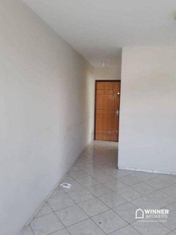 Apartamento com 3 dormitórios para alugar, 69 m² por R$ 950,00/mês - Vila Bosque - Maringá - Foto 8