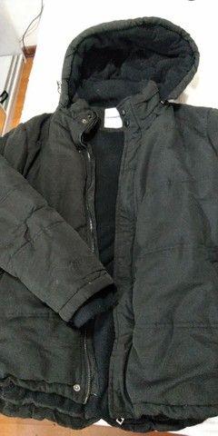 jaqueta preta M