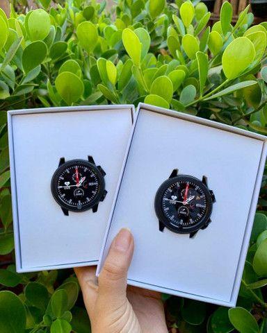 Smartwatch No.1 DT78 tipo Amazfit GTR - Foto 3