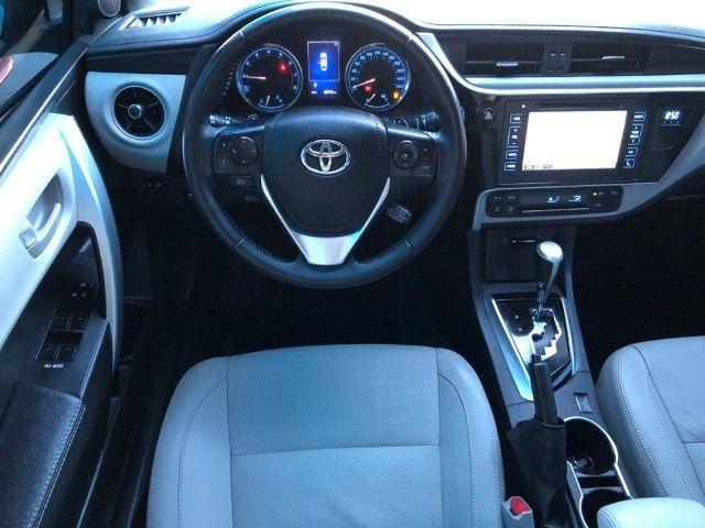 Toyota Corolla 2.0 Xei 16V Flex 4P Automático 2018 - Foto 13