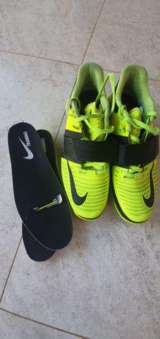 Nike Romaleos 3 - Tênis de LPO e CrossFit/ FlyWire.  - Foto 2