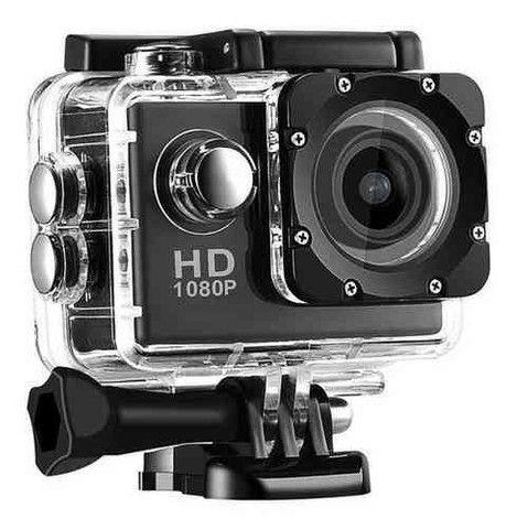 Câmera Go Pro Sport 1080p: Câmera Esportiva Go Pro Full HD 1080P ??