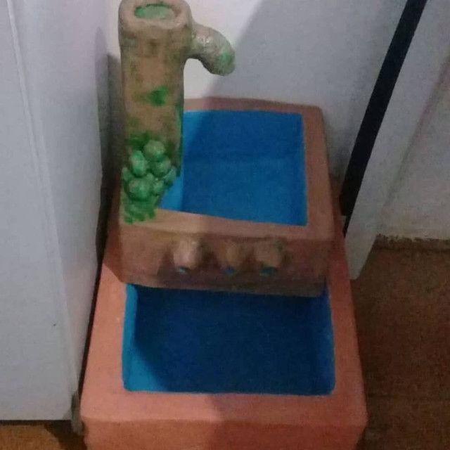 Fontes de água  - Foto 6