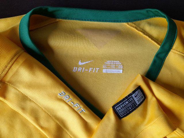 Camisa Seleção Brasileira  - Foto 5