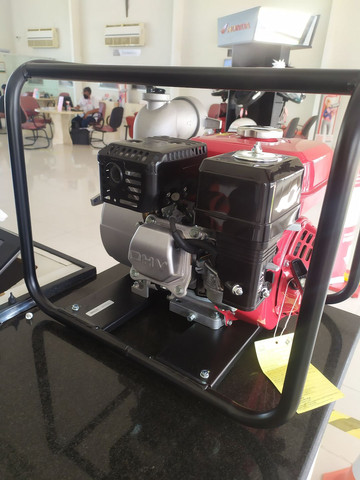 "Motobomba Honda a gasolina 3x3"" - Foto 3"