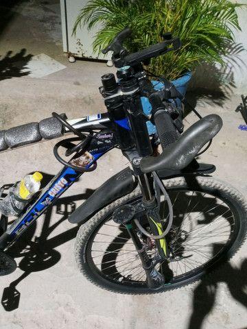 Vendo uma bike  - Foto 4