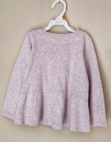 Blusas menina tamanho 3 - Foto 5