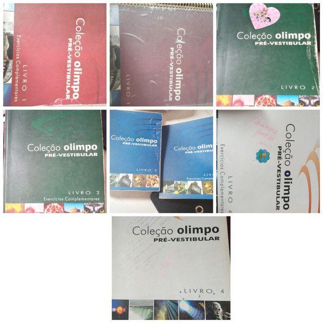 Livros Coleção Olimpo