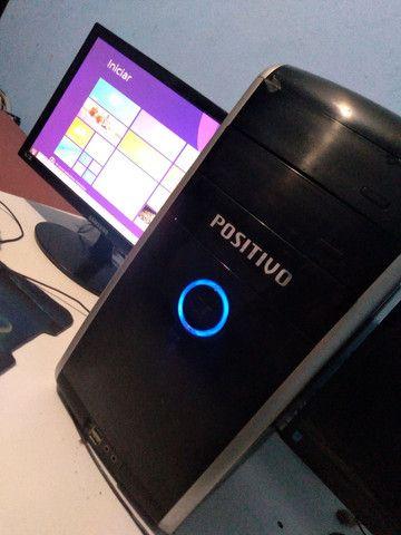 Vendo ótima cpu ja formatada e instalada Windows 8 pronta para uso!!! - Foto 3