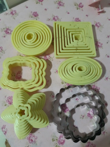 Cortadores pasta americana  - Foto 2