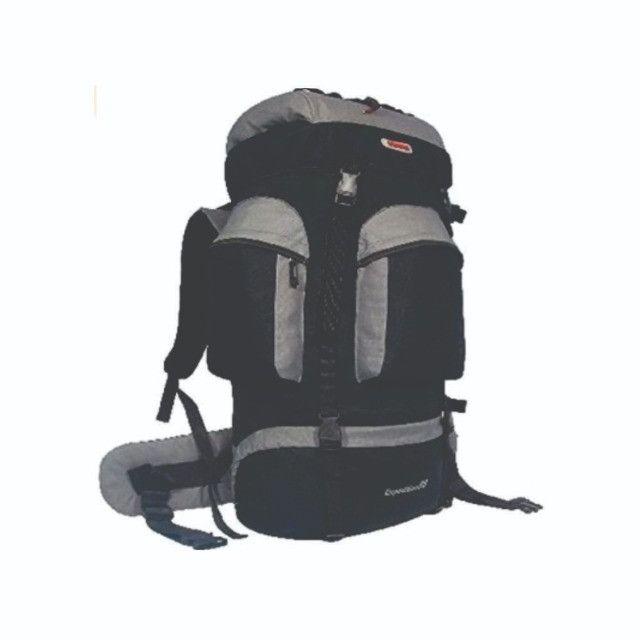 Mochila de viagem Cuscus 6200ci 88L - Foto 2