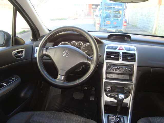 Peugeot 307 2.0 rallye 16v gasolina 4p automatico - Foto 14