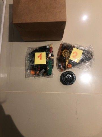 Lego Ninjago 70747 Boulder blaster  - Foto 4