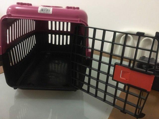 Caixa transportadora de animais pequeno porte N1 - Foto 4