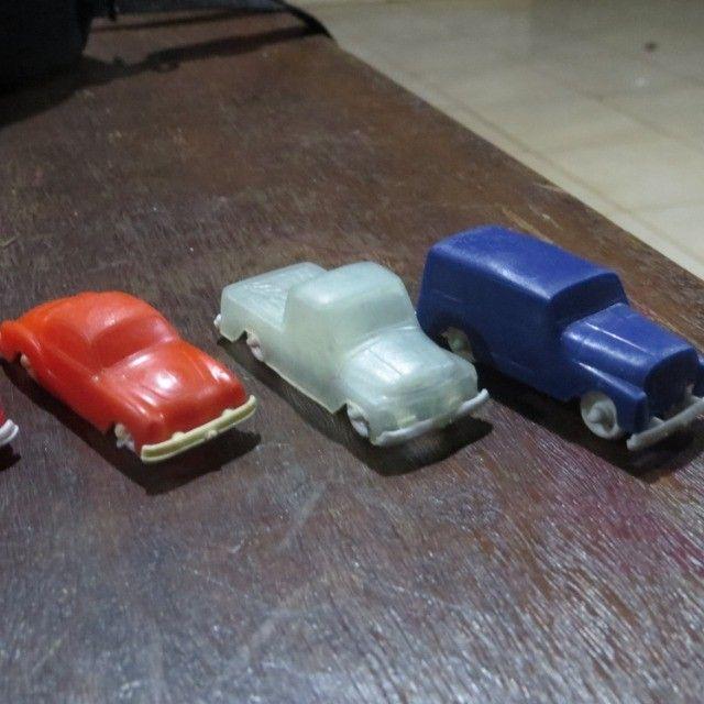 carrinhos de plástico antigos modelo da promoção toddy  - Foto 6
