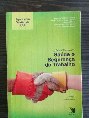 Livros segurança do trabalho - Foto 4