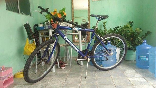 Bicicleta aro 26 (JÁ É MENOR PREÇO)