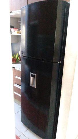 Geladeira Duplex conservada $650 aceito todos os cartões - Foto 2