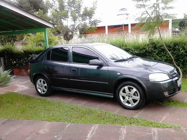 Astra Advantage Hatch 2008 Carros Eldorado Do Sul