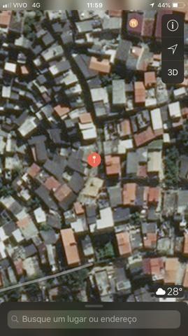 Vendo duas casas em alto de ondina