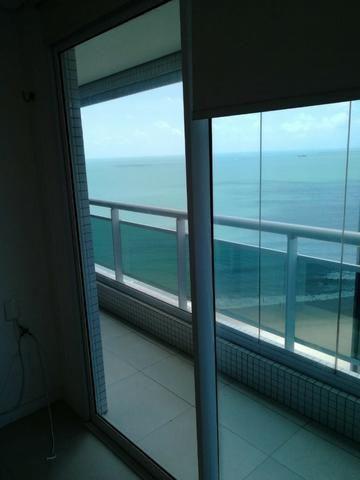 Fortaleza - Beira Mar - Ed. Atlantis a melhor vista mar! Andar alto! - Foto 19