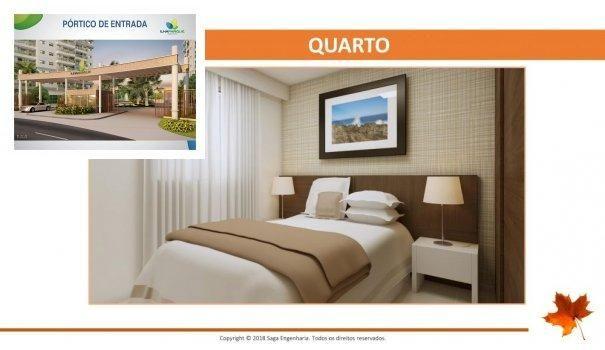 BELLEVILLE - Apartamento em Lançamentos no bairro Forquilha - São Luís, MA - Foto 13