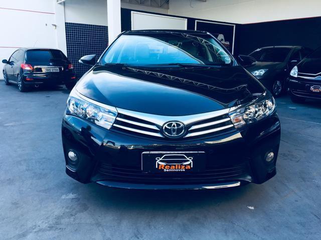 Toyota Corolla XEI M2017 Estado de novo