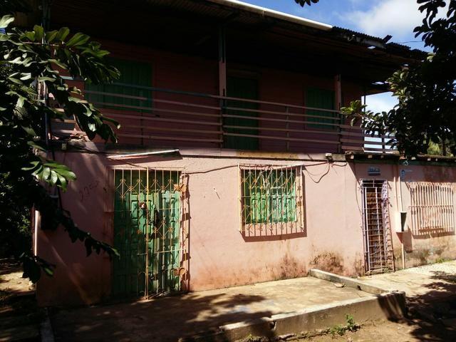 Casa c/ terreno em santana-centro