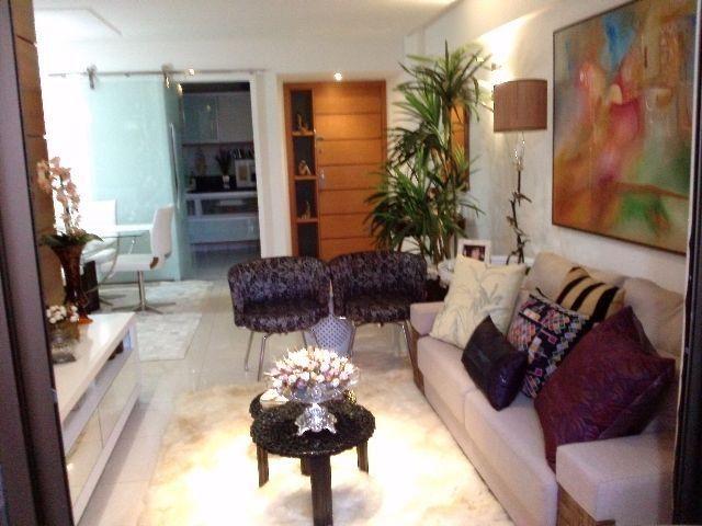 Excelente apartamento 3 quartos no Alto do Itaigara