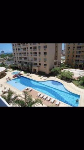 Apartamento Imbuí Ville/ Vivai Vista para o mar