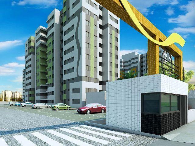 Apartamento no Condomínio Club Bossa Nova/Jabutiana