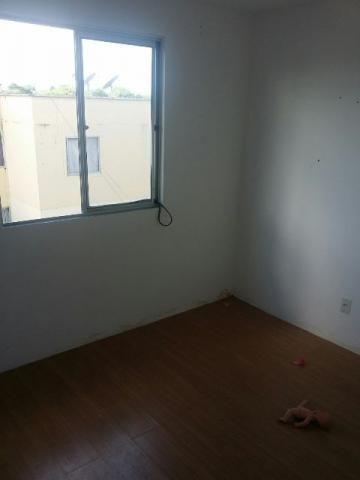 São Cristóvão Apartamento com dois quartos e garagem