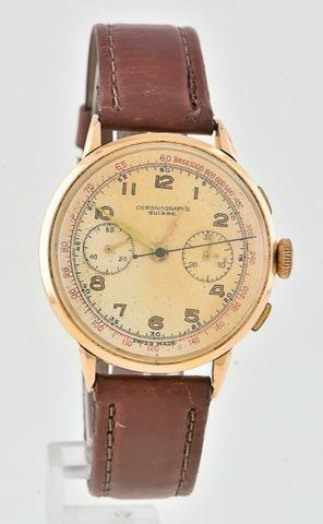 Relógio masculino em ouro 18k