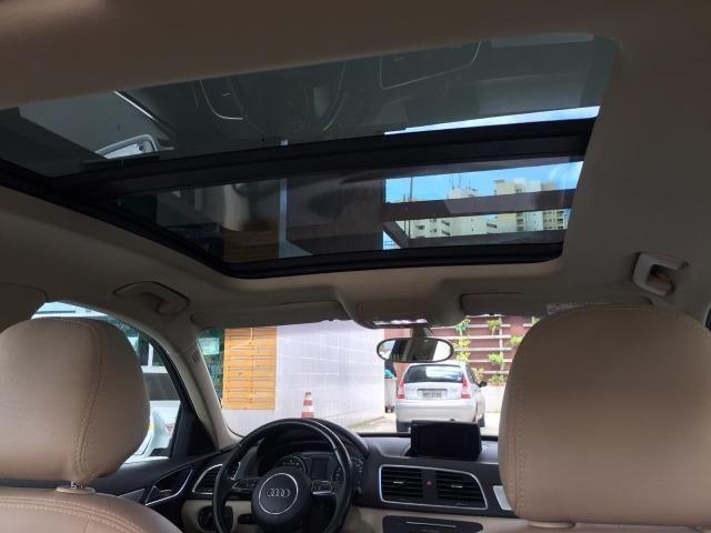 Audi q3 1.4 teto panaromico - Foto 8