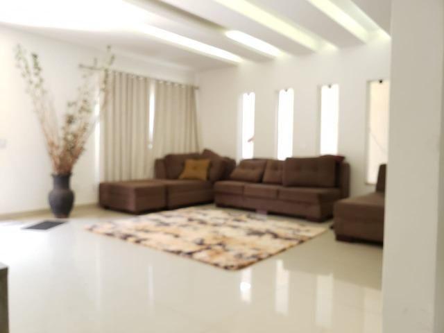 Samuel Pereira oferece: Mansão Moderna Vicente Pires 3 Piscinas 5 Suites Churrasqueira - Foto 6
