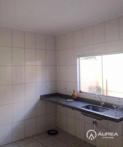 Casa  com 3 quartos - Bairro Residencial Forteville em Goiânia - Foto 6