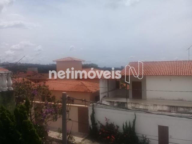 Casa à venda com 4 dormitórios em Caiçaras, Belo horizonte cod:736469