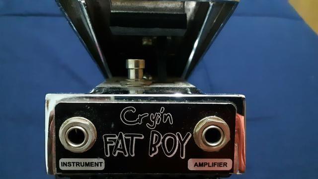Pedal Wah Wah Onner Fat Boy - Foto 5