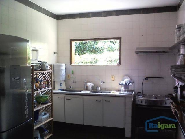 Casa com 4 dormitórios para alugar, 400 m² por r$ 700/dia - itacimirim - camaçari/ba - Foto 13