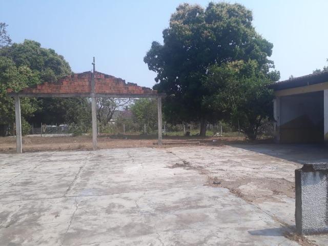 Vendo/troco chácara de 5.600 m² na beira rio coxipó, pego imóvel e carro - Foto 3