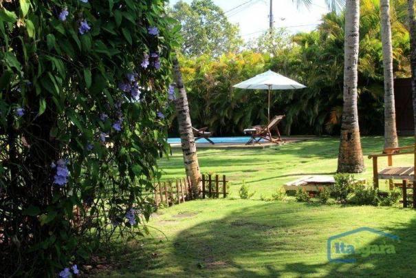 Casa com 4 dormitórios para alugar, 400 m² por r$ 700/dia - itacimirim - camaçari/ba - Foto 5