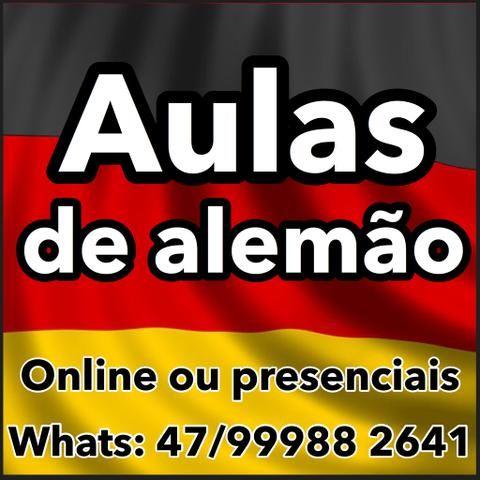 Aulas de alemão, aula, curso