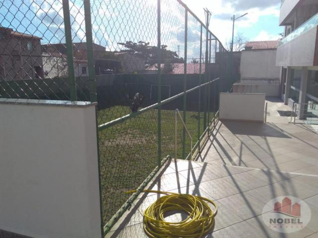 Apartamento à venda com 3 dormitórios em Brasília, Feira de santana cod:5539 - Foto 9