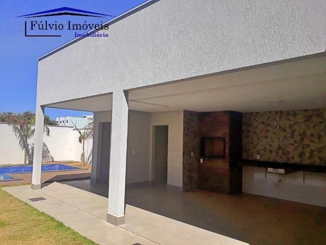 Casa Moderna! 03 suítes com closet e área de lazer completa. Vicente Pires! - Foto 15