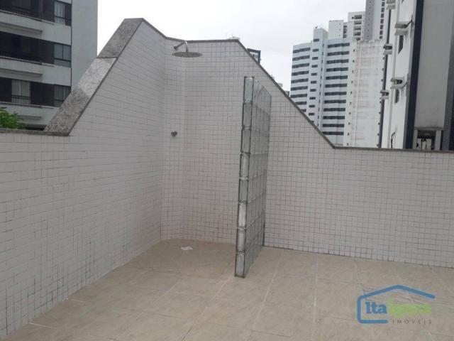 Apartamento com 3 dormitórios à venda, 100 m² por r$ 570.000,00 - cidade jardim - salvador - Foto 18