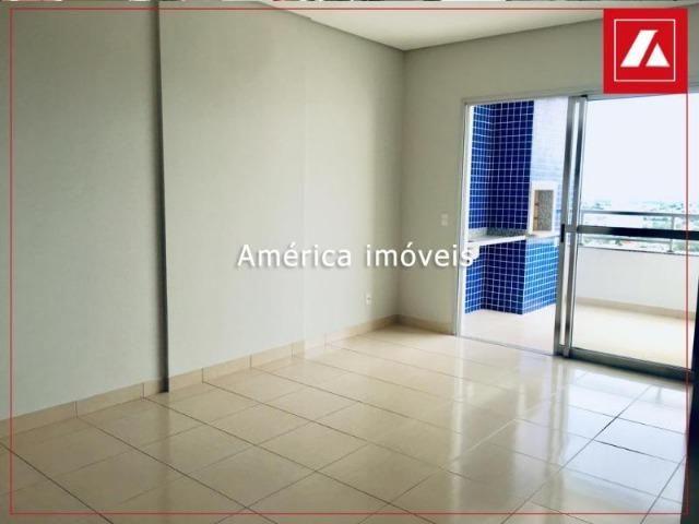 Apartamento Parque pantanal 3 - 101m, 2 garagem, andar alto, Nunca habitado