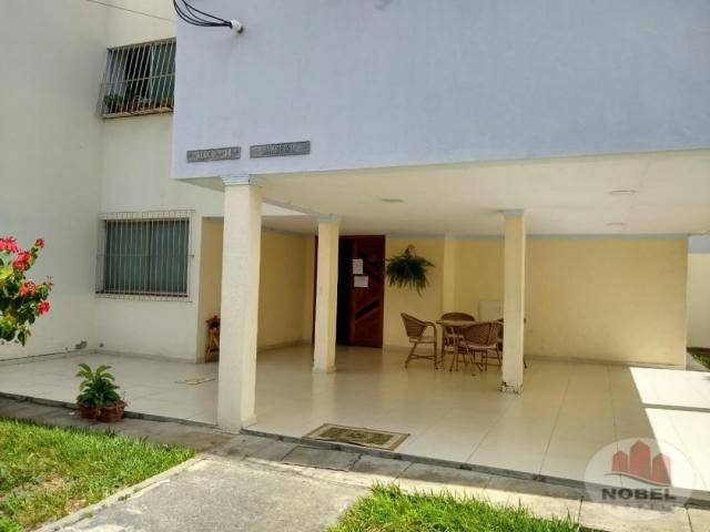 Apartamento à venda com 3 dormitórios em Brasília, Feira de santana cod:5518 - Foto 2
